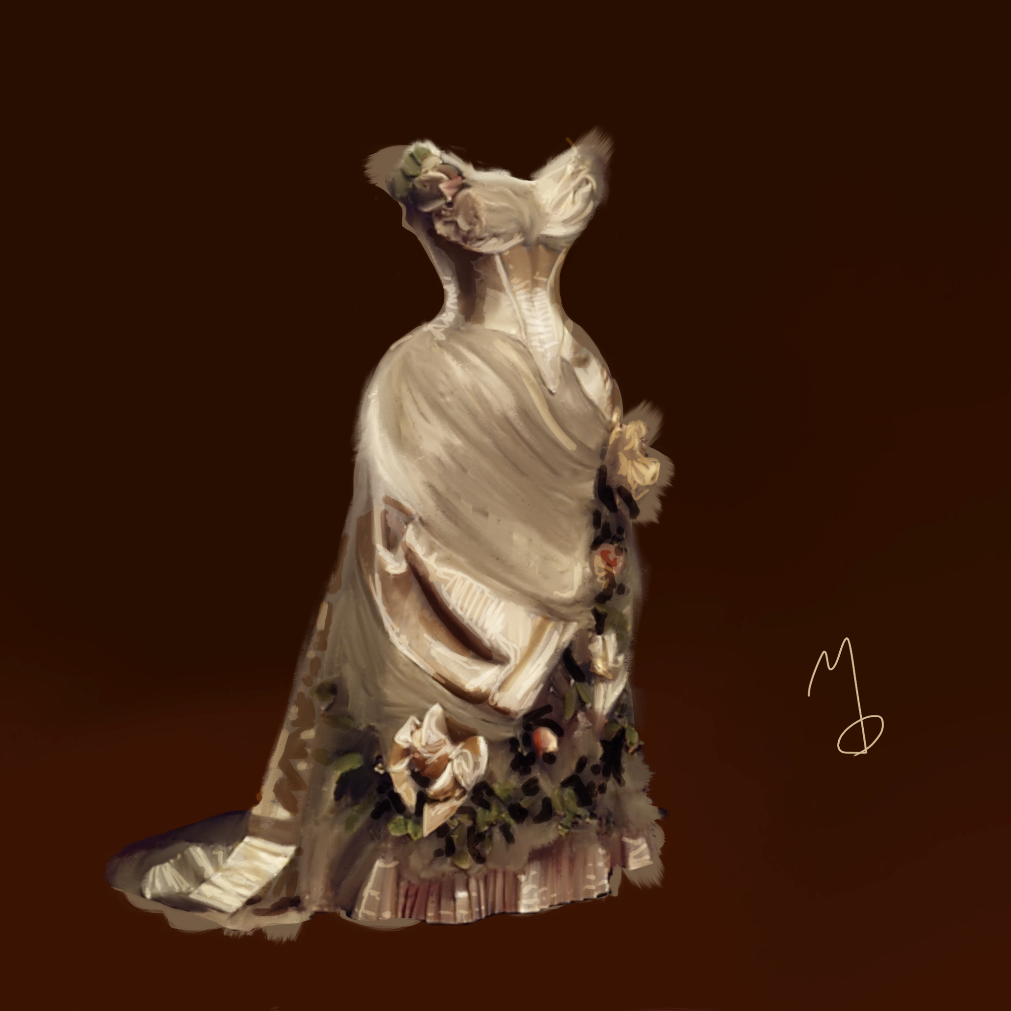 Gown, Silk, 1882, House of Worth