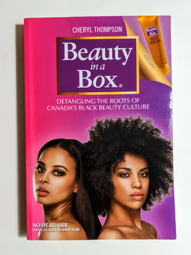 Beauty in a Box Cover